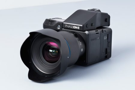 Phase One создала среднеформатную систему камеры на базе 151-мегапиксельного сенсора