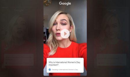 Google официально запустила приложение Cameos, которое позволит знаменитостям рассказывать о себе прямо в результатах поисковой выдачи