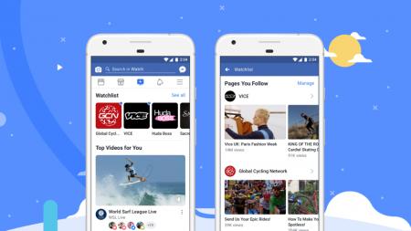 Видеоплатформа Facebook Watch теперь доступна по всему миру