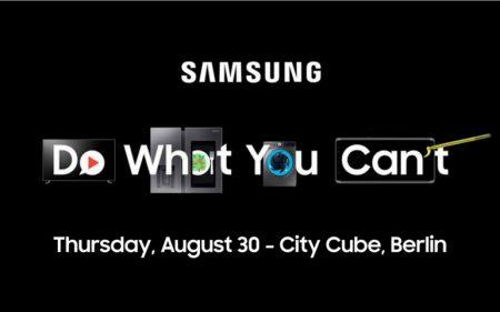 «Выходи за рамки привычного»: Samsung запланировала еще одну презентацию на конец этого месяца