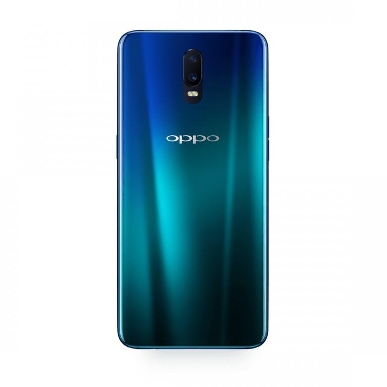 Смартфон Oppo R17 получил SoC Snapdragon 670 и крохотный вырез в дисплее