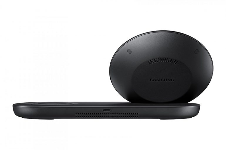Фирменные аксессуары Samsung Galaxy Note9: беспроводная зарядка Wireless Charger Duo и россыпь чехлов [Фотогалерея]