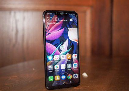 Смартфон Huawei Mate 20 Lite с четырьмя камерами представлен официально