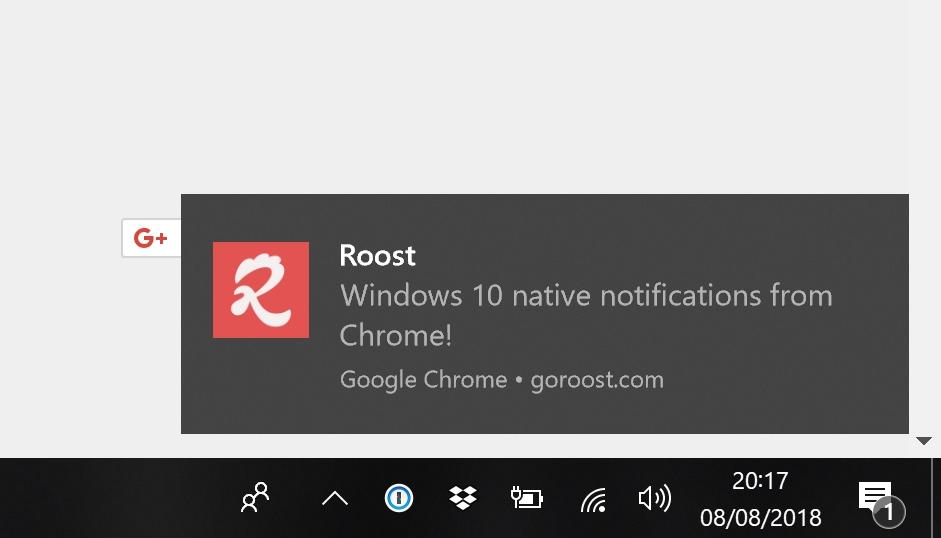 Улучшенный Google Chrome получил давно ожидаемую связь сWindows 10