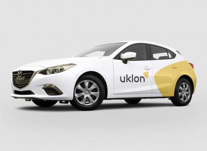 Uklon представил новый логотип и фирменный стиль, украинский сервис вызова такси готовится к экспансии