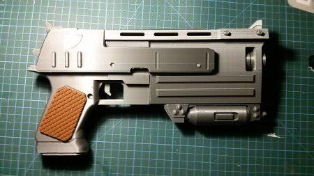 В США открылся интернет-магазин чертежей печатаемого огнестрельного оружия