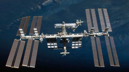 На МКС была обнаружена и ликвидирована незначительная утечка воздуха