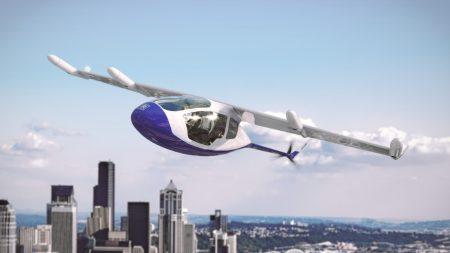Япония намерена разработать правила для летающих автомобилей