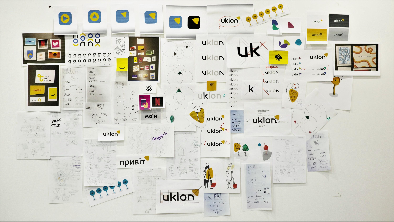 Uklon представил новый логотип и фирменный стиль, украинский сервис вызова такси готовится к экспансии - ITC.ua