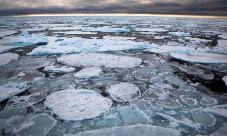 Ученые: «последний ледяной район» в Арктике начал разрушаться