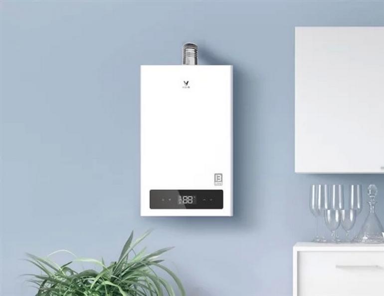 Xiaomi представила умную газовую колонку за130 долларов