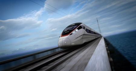 «Новый шелковый путь»: В Киеве представили концепт высокоскоростной железнодорожной магистрали Китай — Украина — Европа