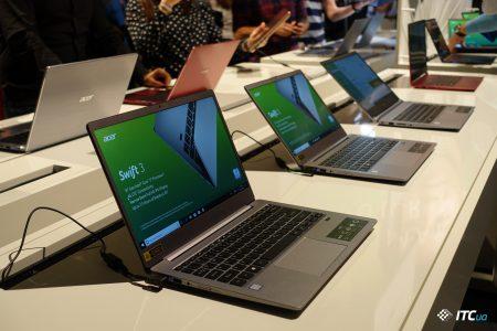 Знакомимся с новинками Acer Aspire и Swift [IFA 2018]