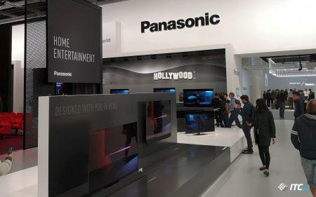 100 лет Panasonic на IFA 2018