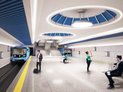 Тендер по строительству метро на Виноградарь отменен