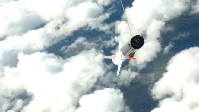 Британская компания с R&D-центром в Днепре провела успешный пуск тестовой ракеты Skylark Nano