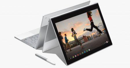 Google Pixelbook 2 с меньшими рамками и возможно отсоединяемой клавиатурой показался на видео и в рекламных объявлениях