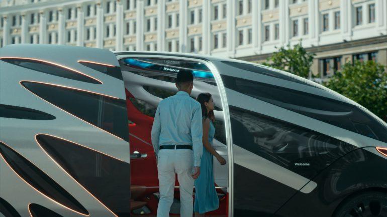 Benz представил новый кроссовер GLE