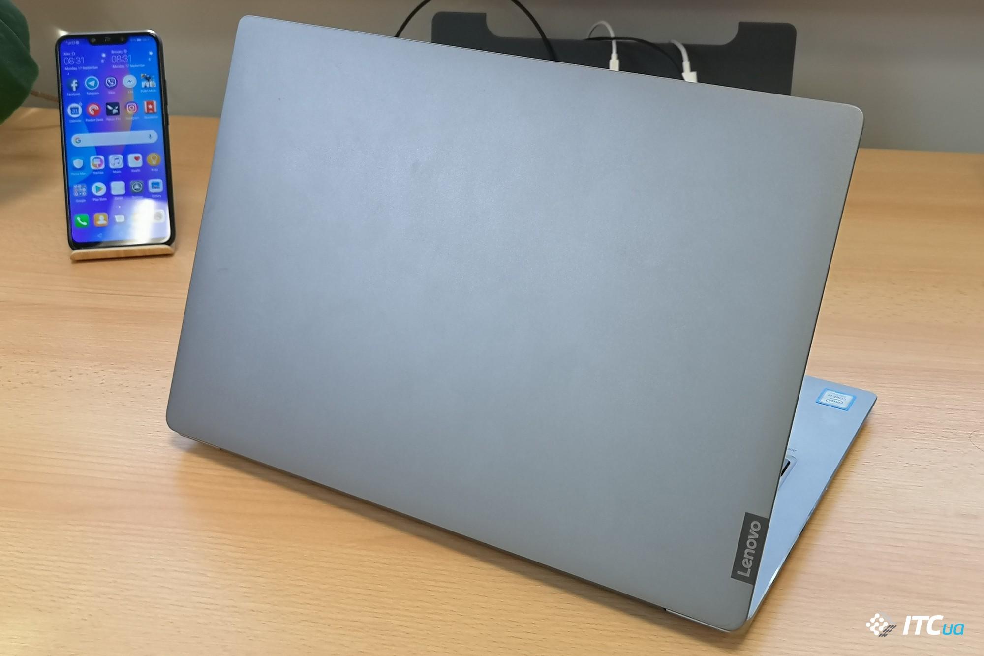 Обзор ноутбука Lenovo ideapad 530S-14IKB