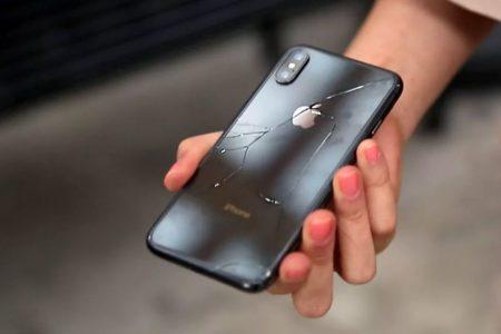 Замена заднего стекла для iPhone Xs Max стоит, как новый iPhone 8