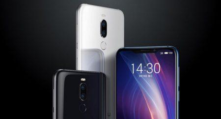 Стали известны цены новеньких смартфонов Meizu 16, Meizu М8 и Meizu X8 для Украины