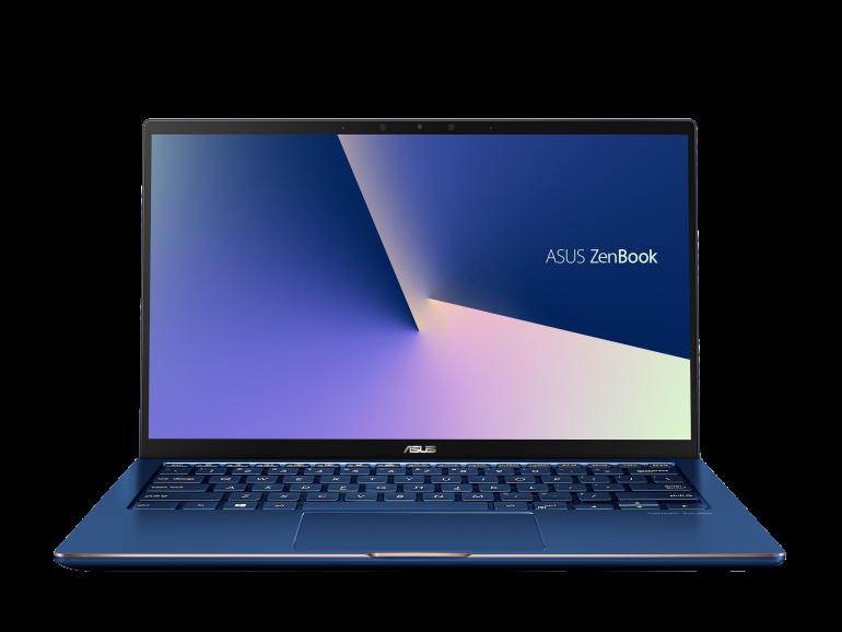 Первый взгляд на ASUS ZenBook Flip 13 и ZenBook Flip 15