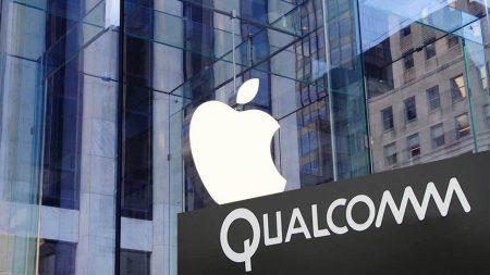 Qualcomm обвинила Apple в краже технической информации и передаче её Intel для улучшения производства модемов