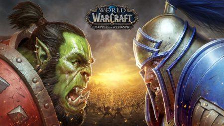 World of Warcraft: Battle for Azeroth — А где, собственно, сама битва?
