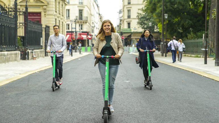 Сервис Taxify запускает услугу аренды электросамокатов Bolt в Париже