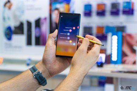 Samsung уже начала разработку смартфона Galaxy Note 10. Он проходит под кодовым названием da Vinci