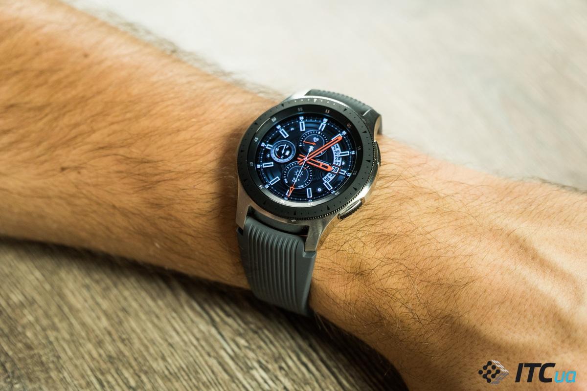Обзор умных часов Samsung Galaxy Watch - ITC.ua a2a23e9965fcf