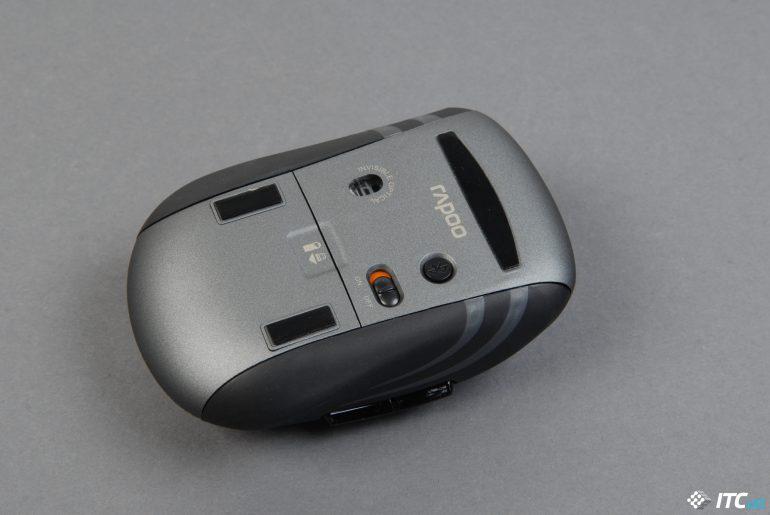 Обзор беспроводной мыши Rapoo MT350 - ITC.ua