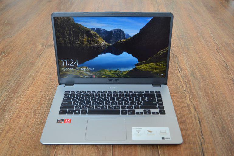 дизайн VivoBook 15 X505ZA