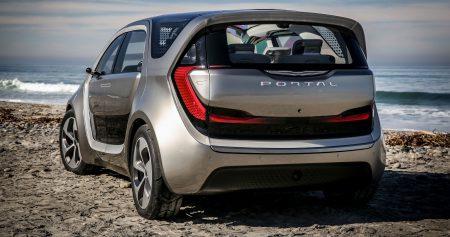 FCA подтвердила, что представленный на CES 2017 концепт электромобиля Chrysler Portal получит серийную версию