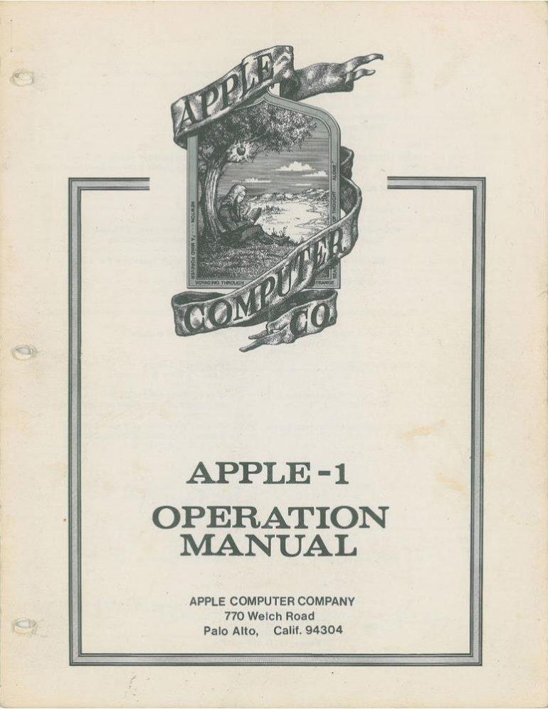 Первый полностью рабочий компьютер Apple продали на аукционе за 5 тыс. - ITC.ua