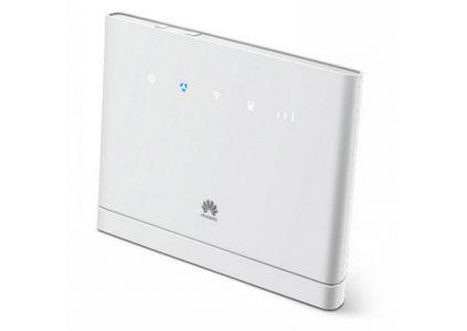 Huawei представила в Украине мобильные 4G модемы и роутер