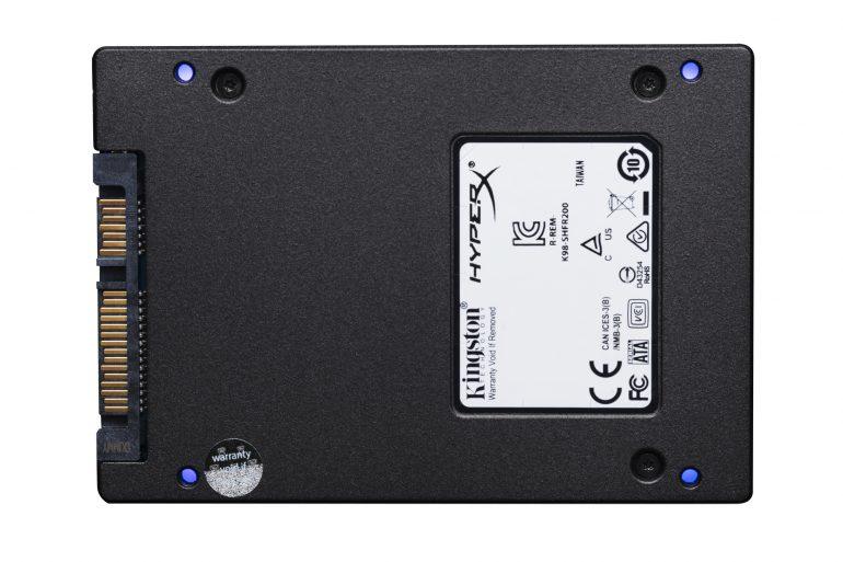 HyperX объ¤вил о начале продаж новых SSD серий FURY RGB и SAVAGE EXO