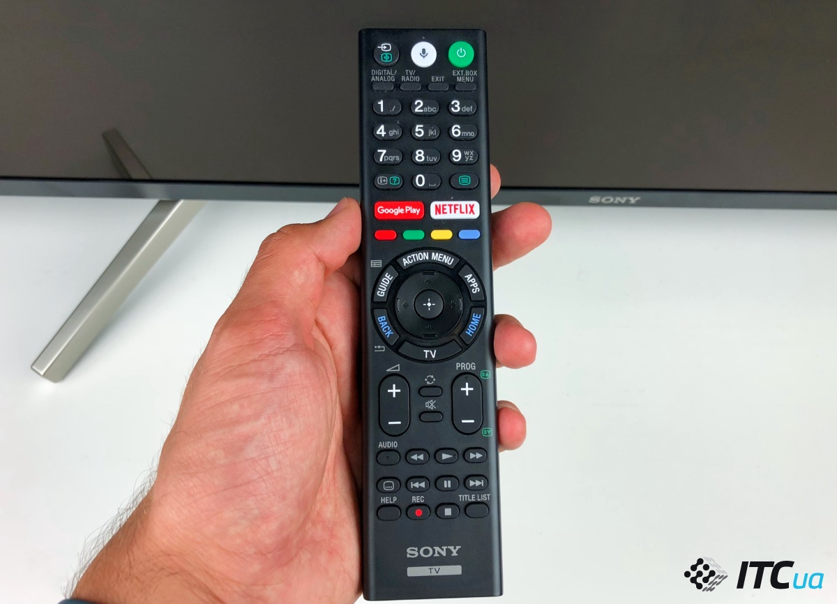 пульт Sony XF75