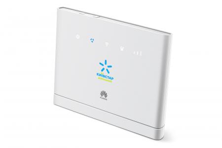 «Киевстар» представил стартовый комплект с 4G-роутером и тарифом «Киевстар Домашний 4G». Безлимитный 4G-трафик будет стоить 155 грн/мес, комплект — 2399 грн