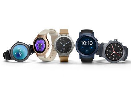Вместе с новым флагманским смартфоном V40 ThinQ компания LG должна выпустить новые гибридные умные часы Watch W7