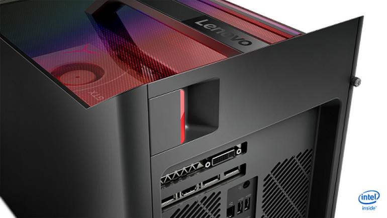 Портативный игровой десктоп «куб» Lenovo Legion C730 Cube скоро появится в Украине по цене от 34777 грн