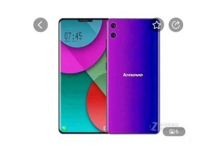 Смартфон-слайдер Lenovo Z5 Pro получит 6,5-дюймовый дисплей, занимающий 95% лицевой панели, SoC Snapdragon 845 и до 8 ГБ ОЗУ