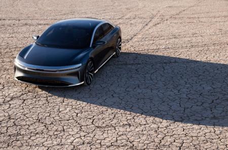 Lucid Motors все-таки получила $1 млрд инвестиций от Саудовского фонда и теперь рассчитывает выпустить электромобиль Lucid Air в 2020 году
