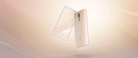 Анонсированы смартфоны Meizu 16X на базе Snapdragon 710 и Meizu 16th Aurora Blue с улучшенным градиентным цветом