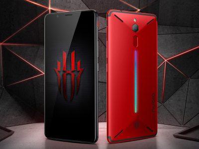 Разработчики уже работают над второй версией геймерского смартфона Nubia Red Magic 2, новинка получит Snapdragon 845 и игровые кнопки