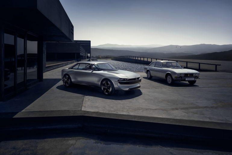 Peugeot (Пежо) готовит концепт-купе кдомашнему автосалону