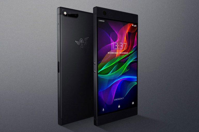 За две недели до анонса опубликовано полное изображение геймерского смартфона Razer Phone 2 - ITC.ua