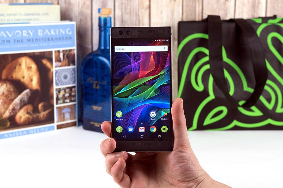 Геймерский смартфон Razer Phone 2 обнаружили в базе Geekbench он получит 8 ГБ ОЗУ и Snapdragon 845