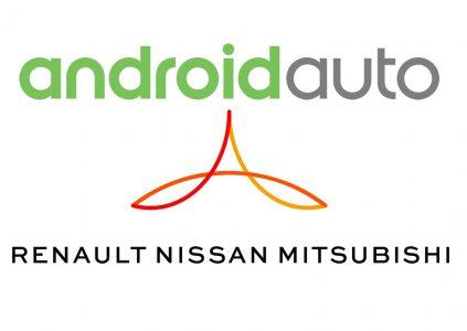 Google заключила соглашение сальянсом Renault-Nissan-Mitsubishi