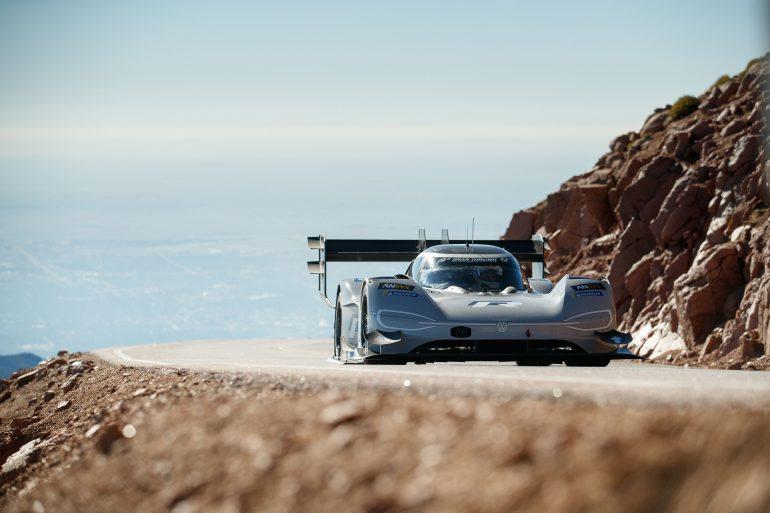 Электромобиль Volkswagen I.D. R не вернется в следующем году на Пайкс Пик для защиты титула, а сосредоточится на подготовке к чемпионату e-WRX